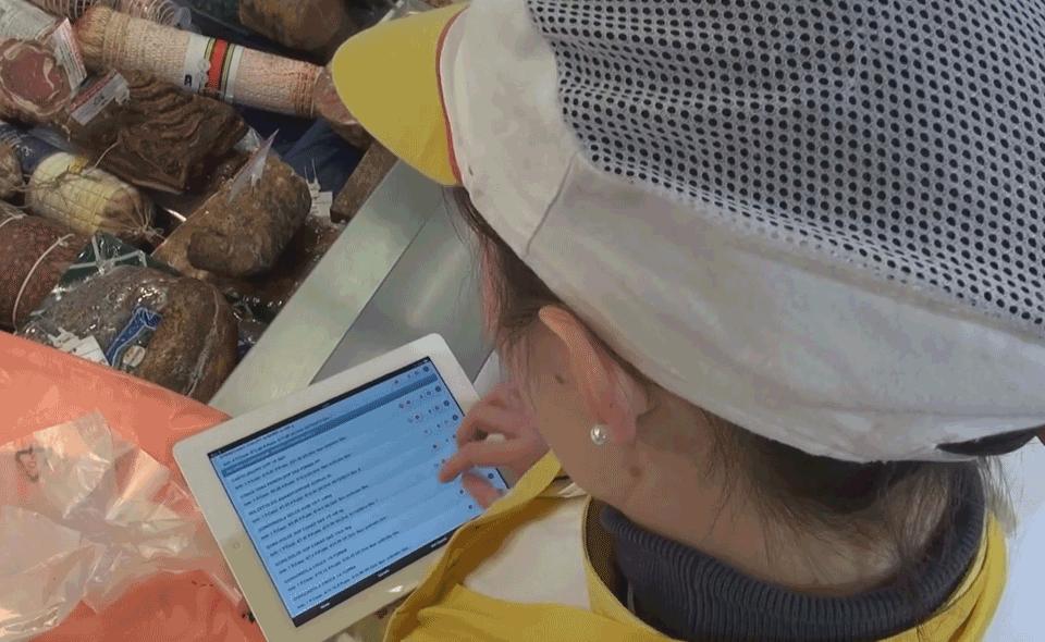 Il mobile nei punti vendita di NORDICONAD